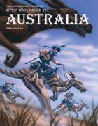 Rifts® World Book 19: Australia