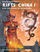 Rifts® World Book 24: China One