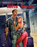 Rifts® World Book 28: Arzno™