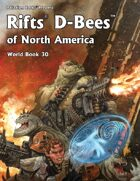 Rifts® World Book 30: D-Bees of North America™
