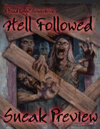 Hell Followed Sneak Preview