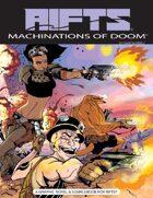 Rifts® Machinations of Doom – Graphic Novel & Sourcebook