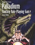 Palladium Fantasy RPG®, 2nd Edition