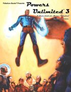 Powers Unlimited® Three for Heroes Unlimited™ 2nd Edition