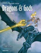 Dragons & Gods™, for Palladium Fantasy RPG® 2nd Edition