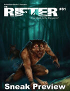 The Rifter® #81 Sneak Preview