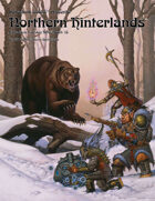 PFRPG 13: Northern Hinterlands™, for Palladium Fantasy RPG® 2nd Edition