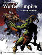 PFRPG 16: Wolfen Empire™, for Palladium Fantasy RPG® 2nd Edition