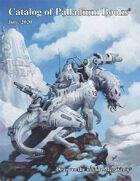 2020 Catalog of Palladium Books®