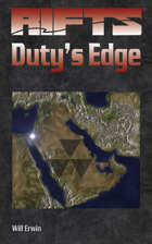 Rifts® Duty's Edge™