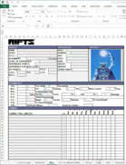 Rifts® Automated Character Sheet