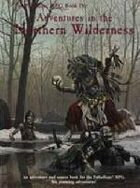 Palladium RPG Book IV: Adventures in the Northern Wilderness - 1st Edition Rules
