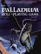 The Palladium Fantasy® Role-Playing Game Revised Edition - 1st Edition Rules