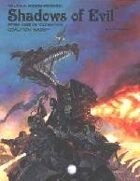 Rifts® Coalition Wars® Book 5: Shadows of Evil