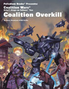 Rifts® Coalition Wars® Book 2: Coalition Overkill
