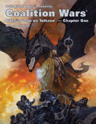Rifts® Coalition Wars® Book 1: Sedition