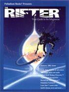 The Rifter® #13
