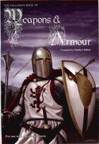 The Palladium Book of Weapons & Armor