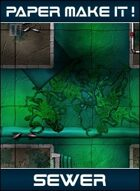 Sewer (1inch Grid)
