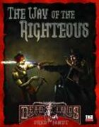 Deadlands D20: Way of the Righteous