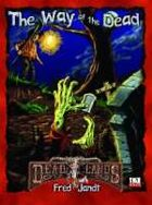 Deadlands D20: Way of the Dead