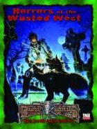 Hell on Earth D20: Horrors of the Wasted West