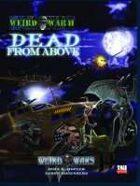 Weird War Two D20: Dead From Above