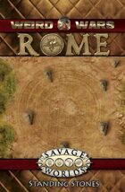 Weird Wars Rome: Standing Stones
