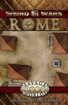 Weird Wars Rome: Village 1