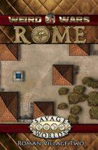 Weird Wars Rome: Village 2
