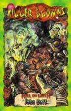 Hell on Earth Dime Novel: Killer Clowns