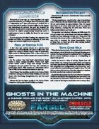 The Last Parsec: Ghosts in the Machine