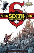 The Sixth Gun Roleplaying Game