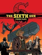 The Sixth Gun: Figure Flats