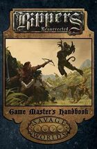 Rippers Resurrected: Game Master's Handbook