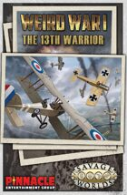 Weird War I: The 13th Warrior