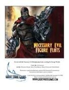 Necessary Evil Figure Flats