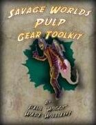 Savage Worlds Pulp Gear Toolkit
