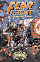 Fear Agent: The Fear Agent Roleplaying Game