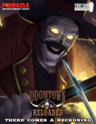 Doomtown Reloaded: There Comes a Reckoning (Print & Play)