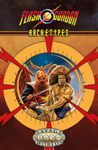 The Savage World of Flash Gordon: Archetypes