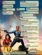 The Savage World of Flash Gordon: Combat Options