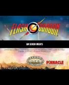 The Savage World of Flash Gordon: Game Master Screen Inserts