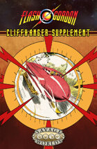 The Savage World of Flash Gordon: Cliffhanger Supplement