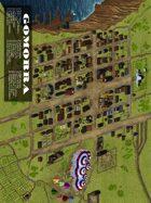 Deadlands Reloaded: Map of Gomorra (Doomtown)