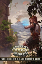 Savage Worlds Adventure Edition: World Builder and Game Master's Guide