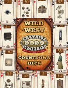 Wild West Countdown Deck