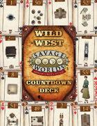 Wild West Countdown Deck