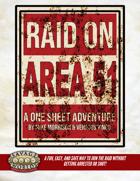 Raid on Area 51