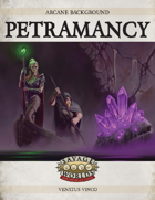 Petramancy
